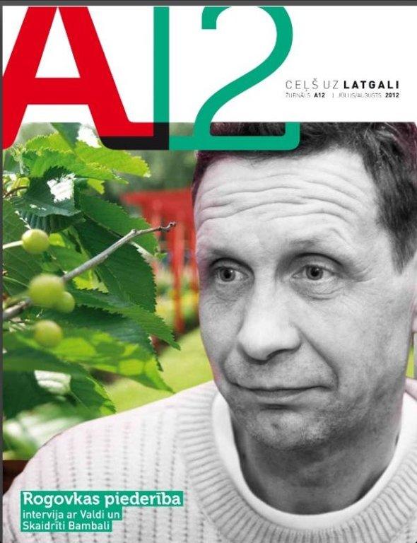 A12 (augusts, septembris 2012; Nr. 1)