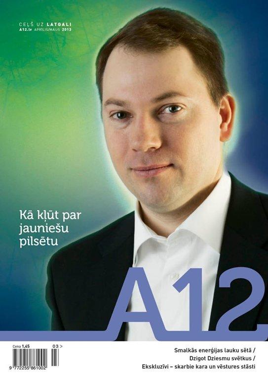 A12 (aprīlis, maijs 2013; Nr. 5)