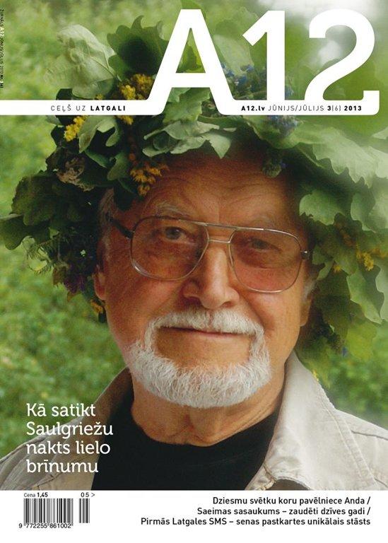 A12 (jūnijs, jūlijs 2013; Nr. 6)