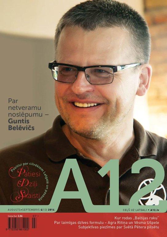 A12 (augusts, septembris 2014; Nr. 13)