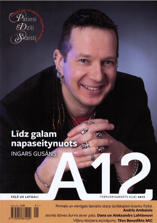 A12 (februāris, marts 2017; Nr. 28)