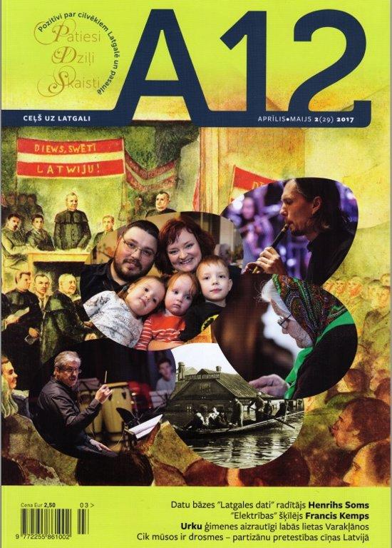 A12 (apreļs, majs 2017; Nr. 29)