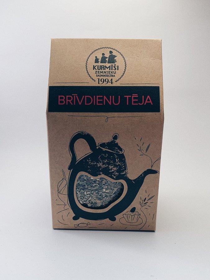 Brīvdienu tēja