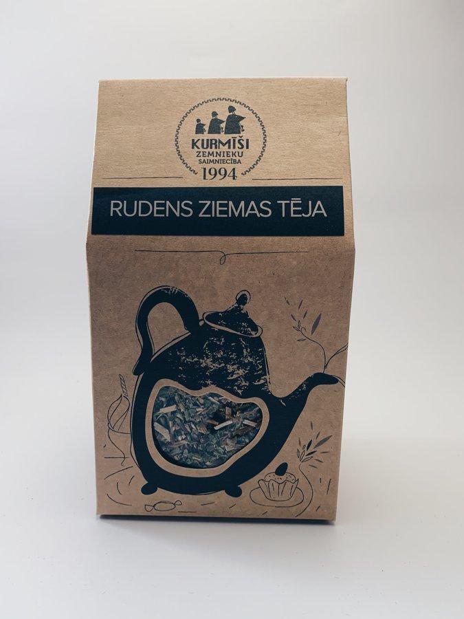 Autumn and winter tea