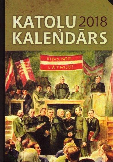 Katoļu kalendārs 2018