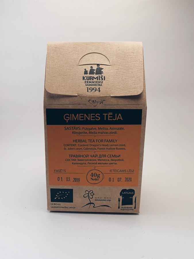 Ģimenes tēja