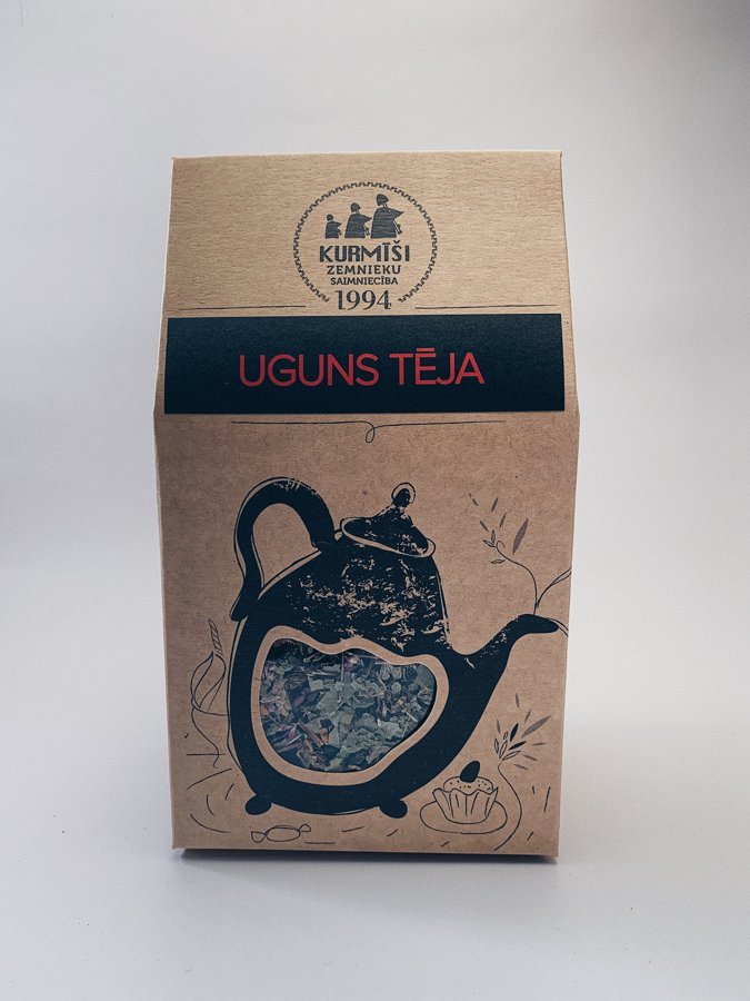 Uguns čajs