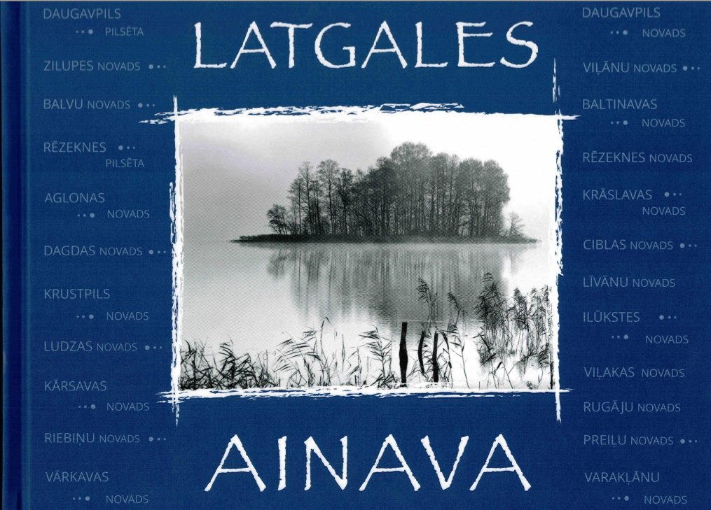 Latgales ainava (fotogrāmata)