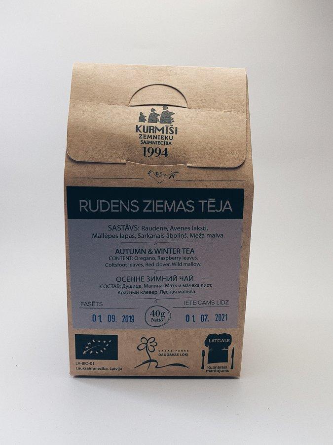 Rudiņa zīmys čajs