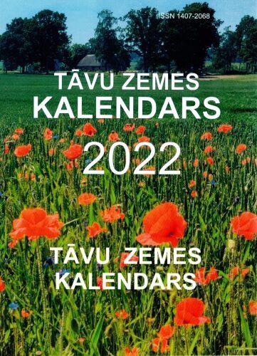 Tāvu zemes kalendars 2022