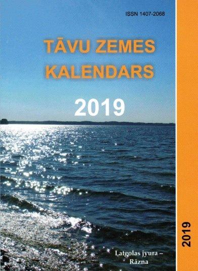 Tāvu zemes kalendars 2019