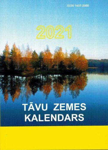 Tāvu zemes kalendars 2021