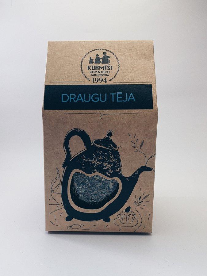 Draugu tēja