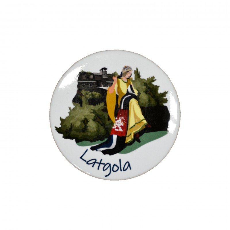 Magnet / Flaschenöffner Latgale
