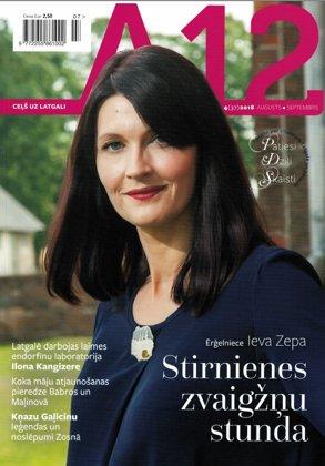A12 (augusts, septembris 2018; Nr. 37)