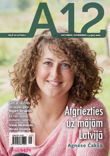 A12 (oktobris, novembris 2020; Nr. 50)