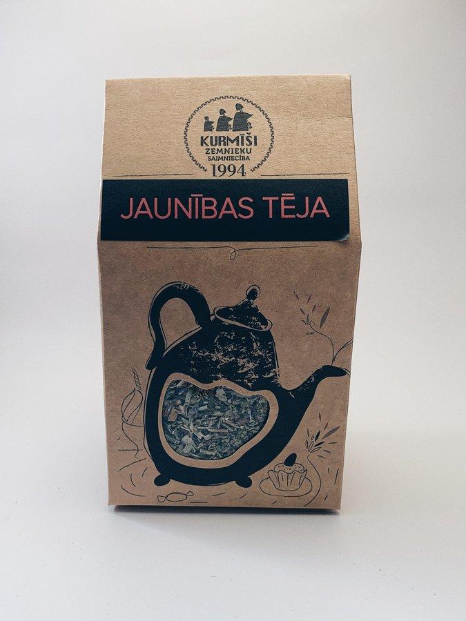 Der Tee - Jugendlich