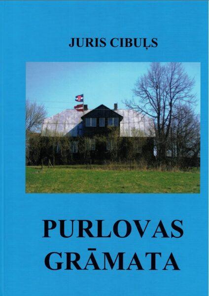 Cibuļs Juris Purlovas grāmata