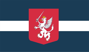 Flag of Latgola for mast