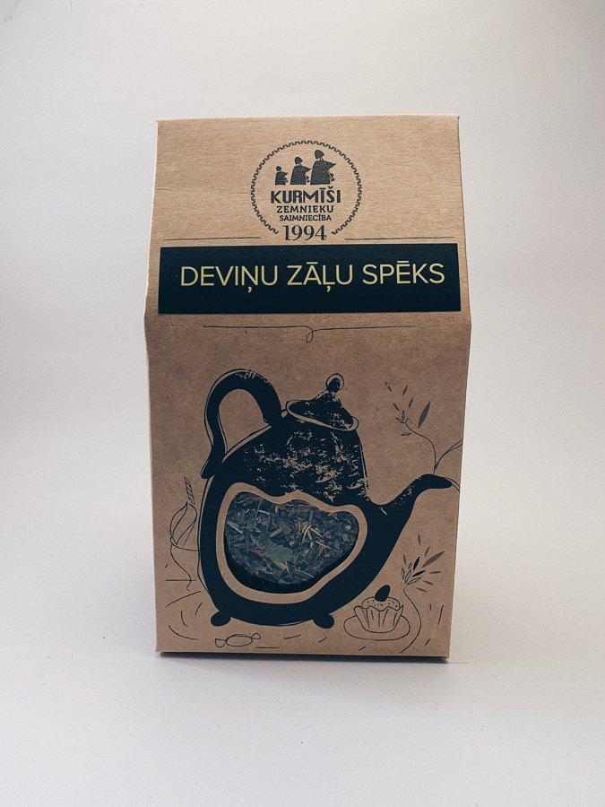 Tea - Nine herbst force