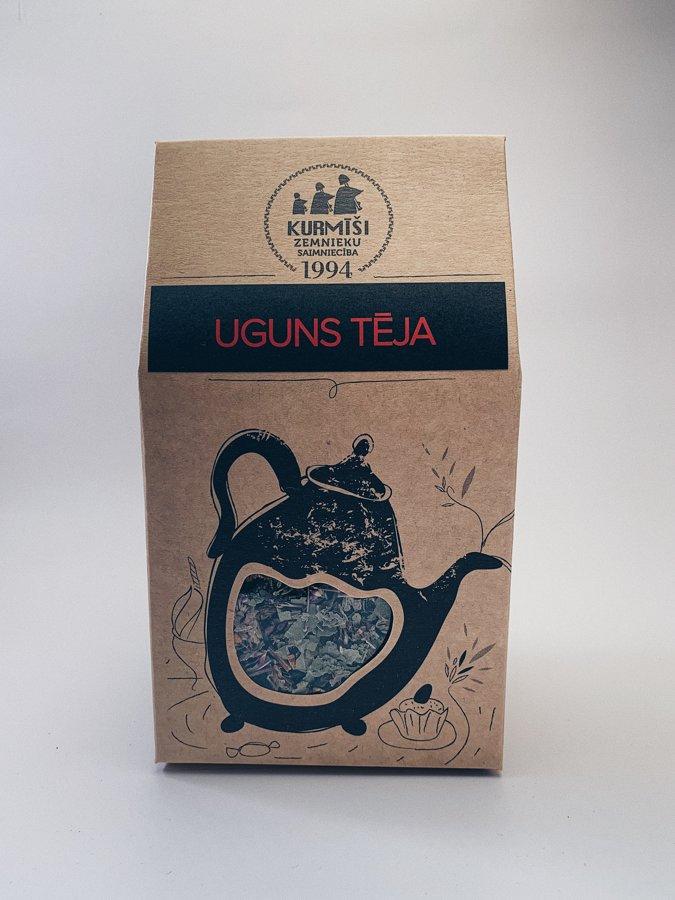 Der Feuer-Tee